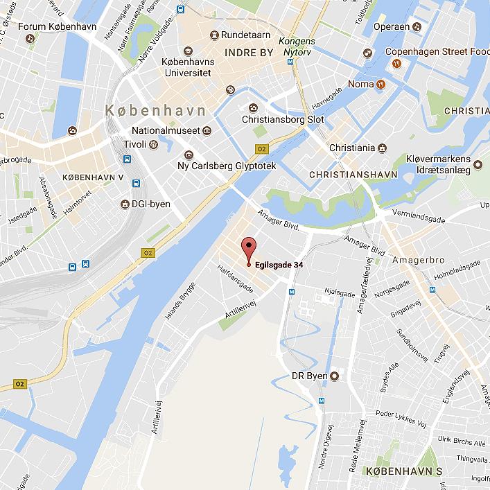 forum københavn adresse